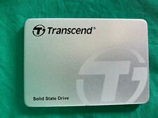 """Transcend 128GB MLC SATA III 6Gb/s 2.5"""" Solid State Drive 370 (TS128GSSD370S)"""