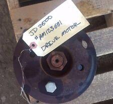 John Deere 2500 Drive Motor Part#: AM123681