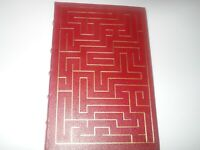 Easton Press THE JUNGLE by Upton Sinclair Leather Bound 1st Edition 1st Printing