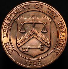 More details for u.s.a. department of the treasury 'denver, colorado' medal   medals   km coins