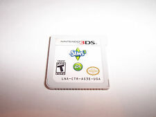 The Sims 3 (Nintendo 3DS) XL 2DS Game