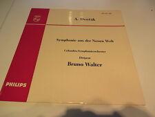 Dvorak del nuovo mondo Bruno Walter PHILIPS ALT VINILE: excellent/COVER: MINT -
