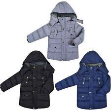 Boys' Winter Smart Fleece Coats, Jackets & Snowsuits (2-16 Years)