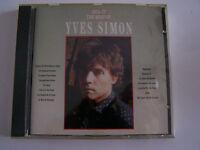 cd  IVES SIMON  the best of 1973- 1977 ses plus grands succès 15 titres