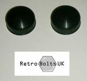 Rubber Bonnet Bumps, Stop, Adjusters - Mk2 Escort