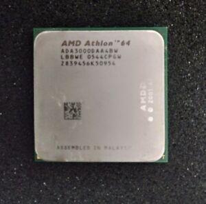 Processeur CPU AMD Athlon 64 3000+ 1,8GHz Socket 939 ADA3000DAA4BW