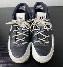 Nike air zoom uptempo Kobe 1 sharpshooter 313143-012 black/white men's size 8.5