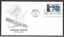U.S. # 1557  UNMANNED MARINER    FDC  MNH