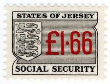 (I.B) Jersey Revenue : Social Security £1.66