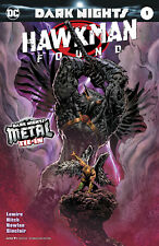 HAWKMAN FOUND #1 DC COMICS