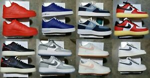 Nike By You Men's Customized Air Force One 100% GENUINE FREE FAST SHIPPING