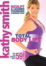 Kathy Smith - Total Body Lift  [DVD] NEU Fitness Work Out