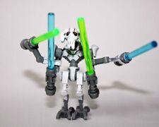 General Grievous Sith Star Wars minifigure jedi toy figure