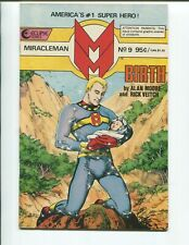 Miracleman #9 - 1st Appearance of Winter - The Birth Issue - High Grade!