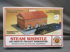Bachmann N Scale Electronic Steam Whistle Freight Station #46709