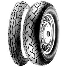 Coppia gomme pneumatici Pirelli MT 66 Route 130/90-16 67H 130/90-16 73H