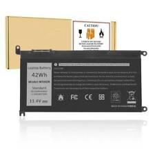 Battery WDXOR wdx0r 42Whr 4-cell 11.4V for Dell Inspiron 13 5368 5378 7368