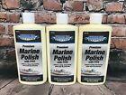 Premium Marine Polish W Ptef 3 X 16oz Fiberglass Metal Paint Shoreline Sl57763