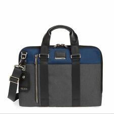 Tumi Briefcase Laptop Tablet Canvas Bag Alpha