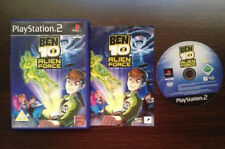 Ben 10 Alien Force ps2 Play Station 2 PAL