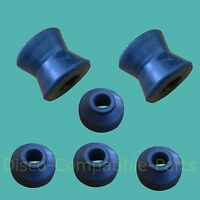 Land Rover Defender Rear Shock Absorber Bush Kit From 1998 By Bearmach