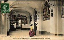 CPA N.-D. de LAGHET Galerie du Cloitre, ex-votos (376445)