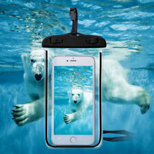 Waterproof Underwater Phone Case Dry Bags Pouch UK All Smartphones New Universal