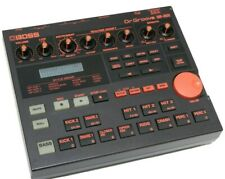 BOSS (ROLAND) DR-202 DR GROOVE DRUM MACHINE WITH BASS + POWER SUPPLY