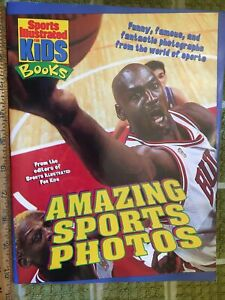 Sports illustrated For Kids Books Amazing Sports Photos Jan. 1995/Sept. 1988