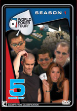 World Poker Tour Season 1 : NEW DVD