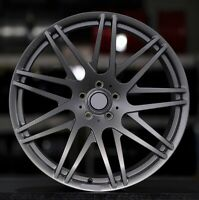 1x 20 inch FORGED Big B Wheel - CUSTOM MADE FOR MERCEDES MOST MODELS - GRAPHITE