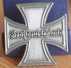 Pin Eisernes Kreuz  Großdeutschland  Metall  NEU    389