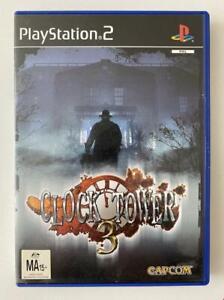 Clock Tower 3 PS2 GC PAL