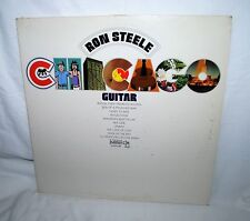 Ron Steele, Chicago Guitar, LP record album
