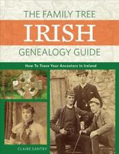 THE FAMILY TREE IRISH GENEALOGY GUIDE - SANTRY, CLAIRE - NEW PAPERBACK