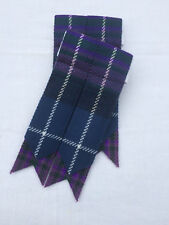 Scottish Pride Of Scotland Tartan Kilt Sock Flashes /Kilt Hose Flashes