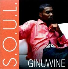 GINUWINE - S.O.U.L. - CD (2011) / Greatest Hits