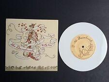 "DECEMBERISTS Billy Liar 7"" WHITE NM VINYL Colin Meloy 2004 1st Edition Alt Folk"