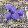 Mix color Cotton Thread Tassel Pendant scarf DIY decoration Jewelry Accessories