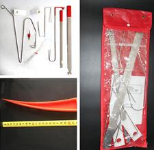 10PCS Emergency Auto Entry Release Car Door Wedge Repair Tools Installation Kits