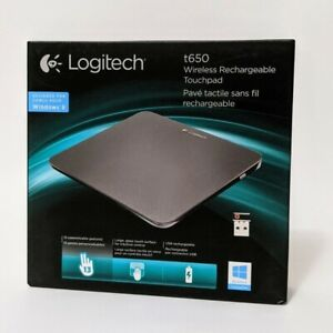 Logitech t650 Wireless Rechargeable Touchpad -Brand New Never Opened