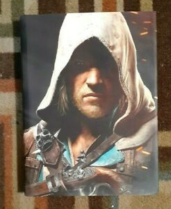 Assassin's Creed Black Flag Collector's Edition Hardback Strategy Guide + Map