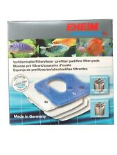 4 X Eheim Professional Pro 2 2226 A2-228 2326 2328 Azul Gruesa Espuma Filtros