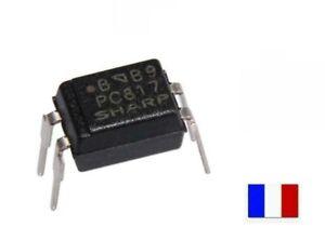 Optocoupleur PC817 - Phototransistor - DIP-4 EL817