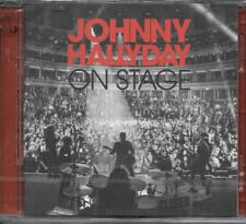 On Stage (2 Cd) Warner Johnny Hallyday 825646448395 01/01/2013