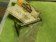 Harley ironhead XLCH intake valve NOS