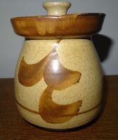 Studio Pottery Pot