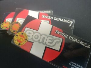 [New] Bones Swiss Ceramic Competition bearings- 8 Pack- FREE SHIPPING!