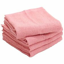 X4 Japanese IMABARI Face Towel Cotton 100% 81 x 33 cm Made in JAPAN Pink