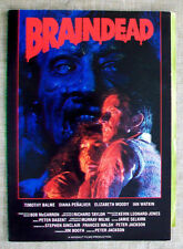 BRAINDEAD aka DEAD-ALIVE sell sheet PETER JACKSON The Hobit Lord of the Rings